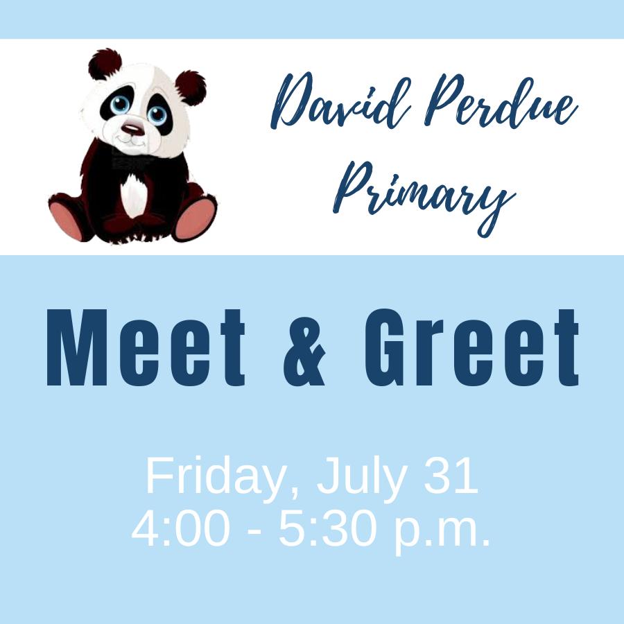 David Perdue Primary