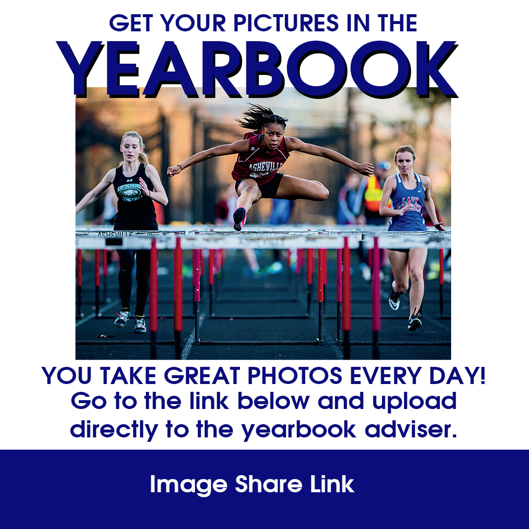 Submit pictues to yearbook link