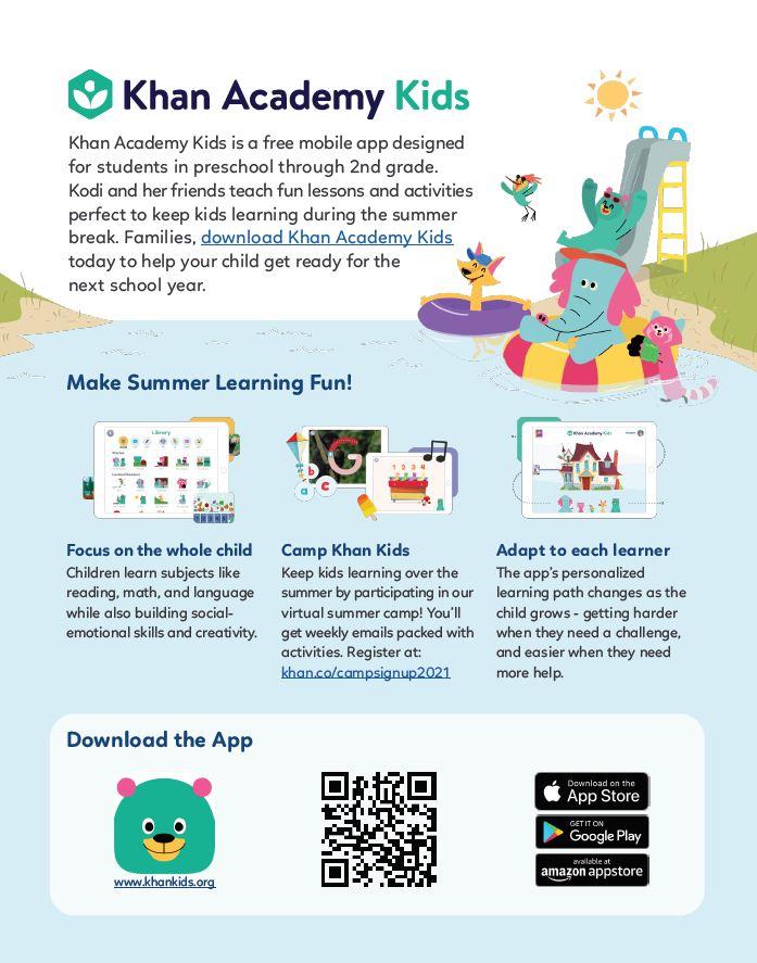 Khan App and Khan Camp information