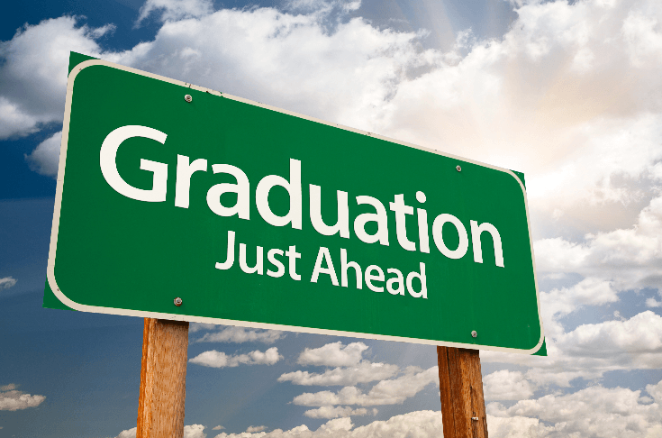 Graduation Just Ahead