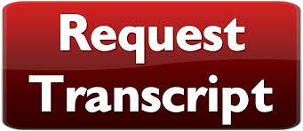 Request Transcript logo and link