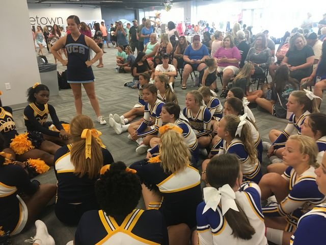 UCA Game Day Champions (Small Varsity Division)