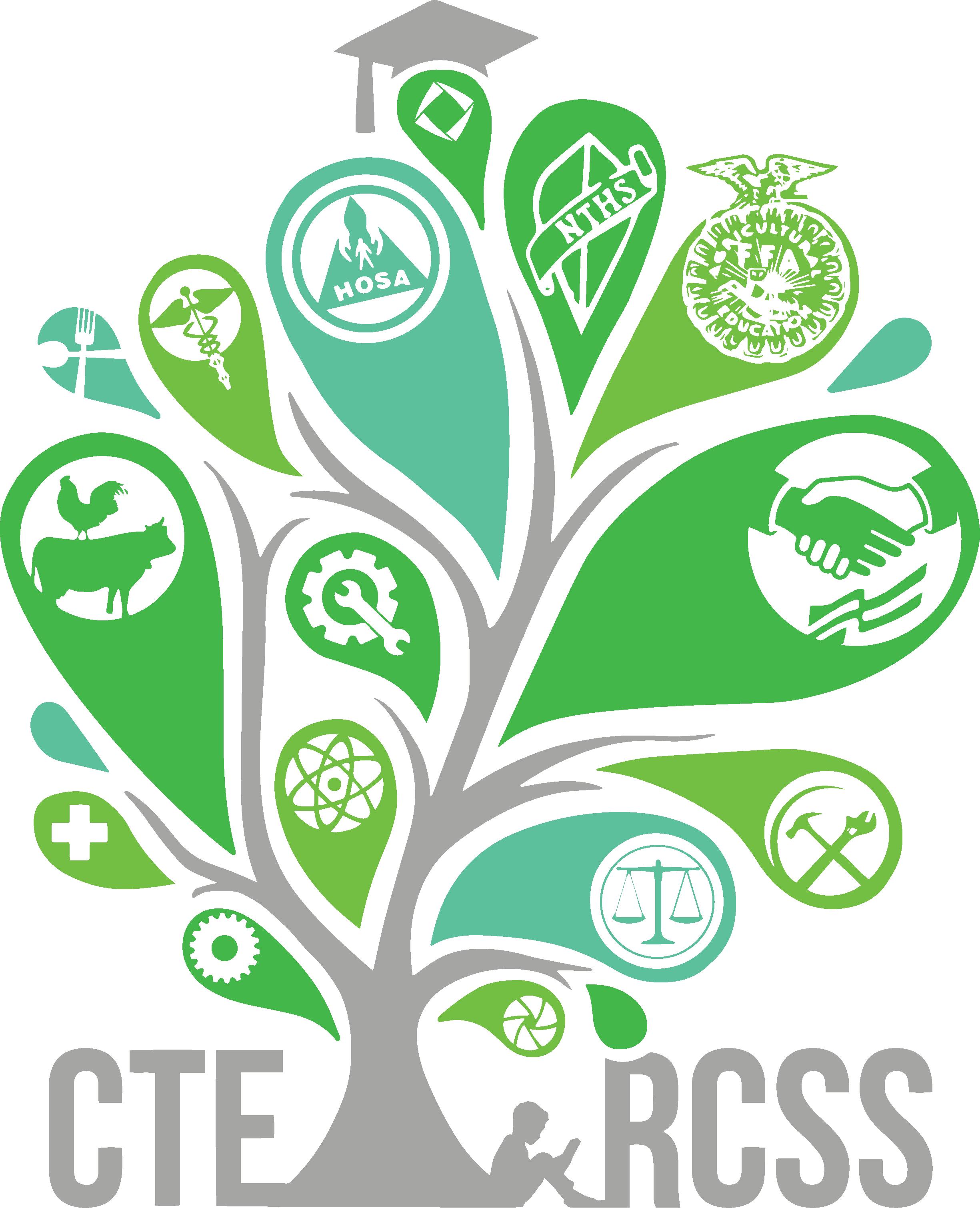 CTE LOGO tree