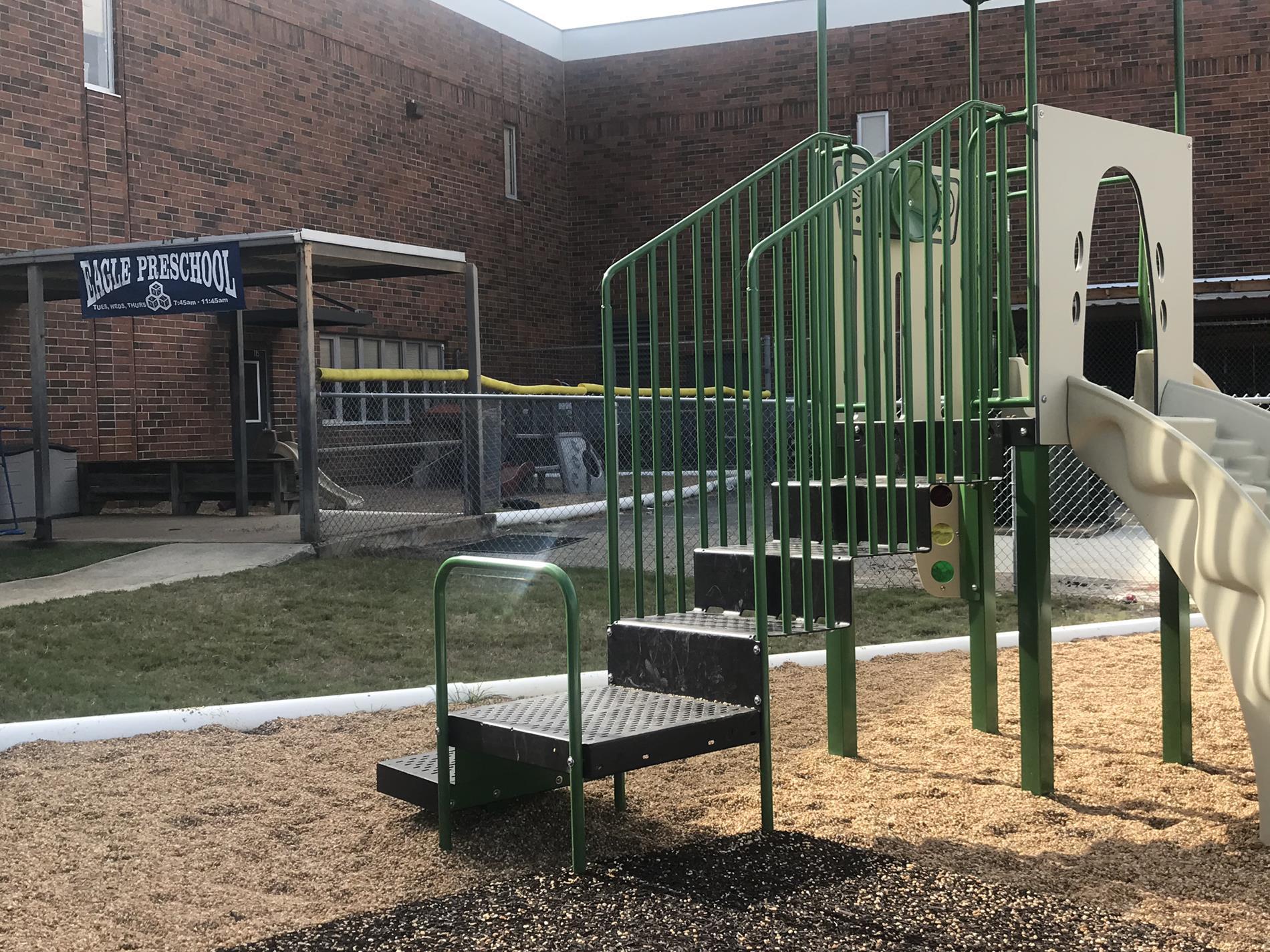 Preschool playground