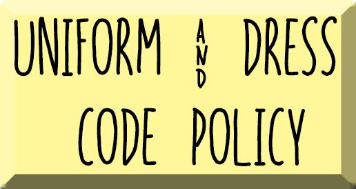Política de uniforme y código de vestimenta