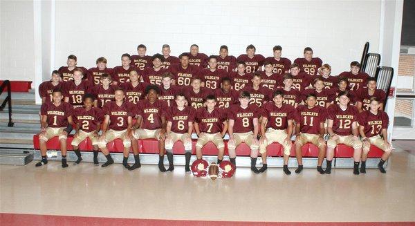 LMS Football Team 2017 - 2018