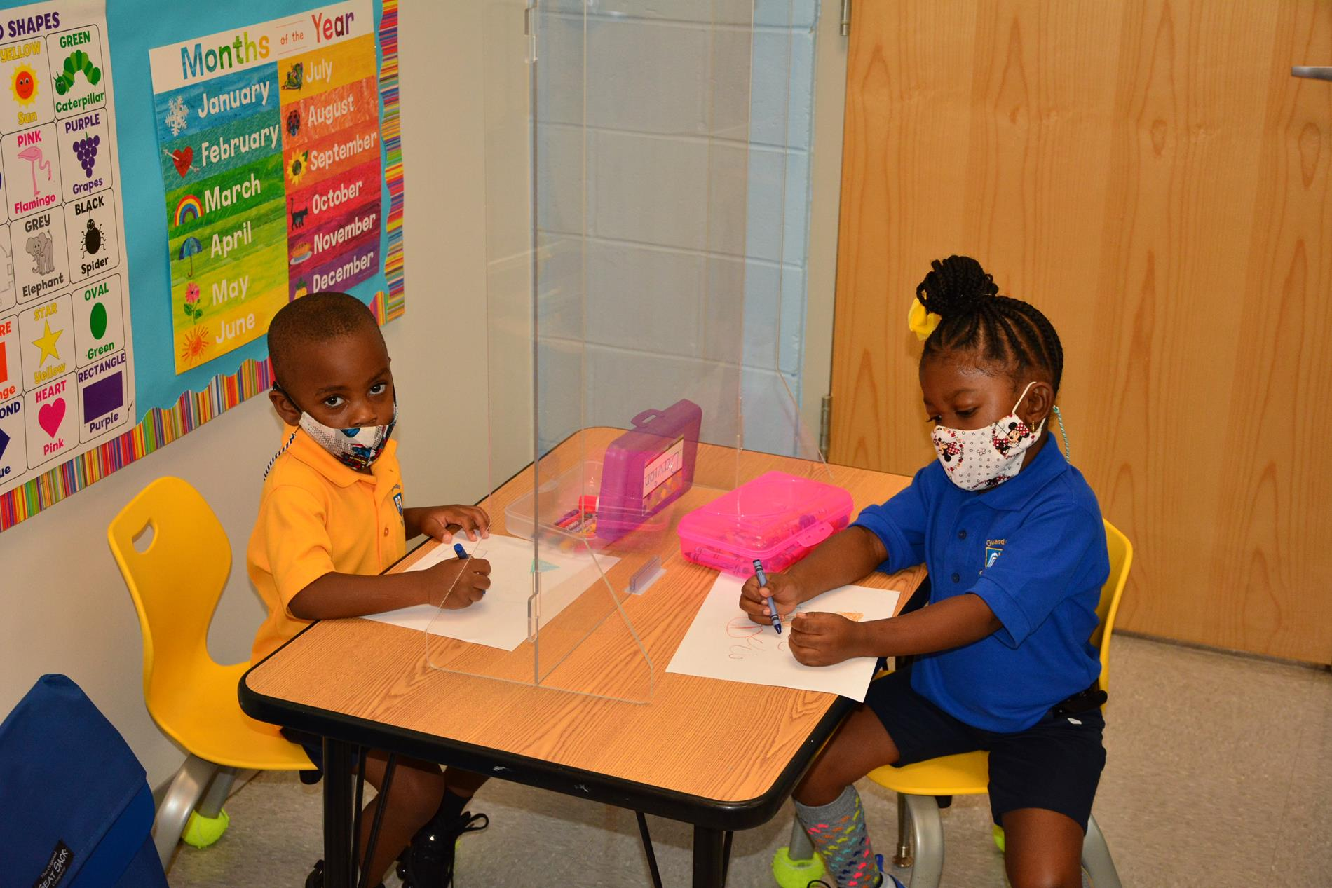 Back to School with COVID-19 Precautions