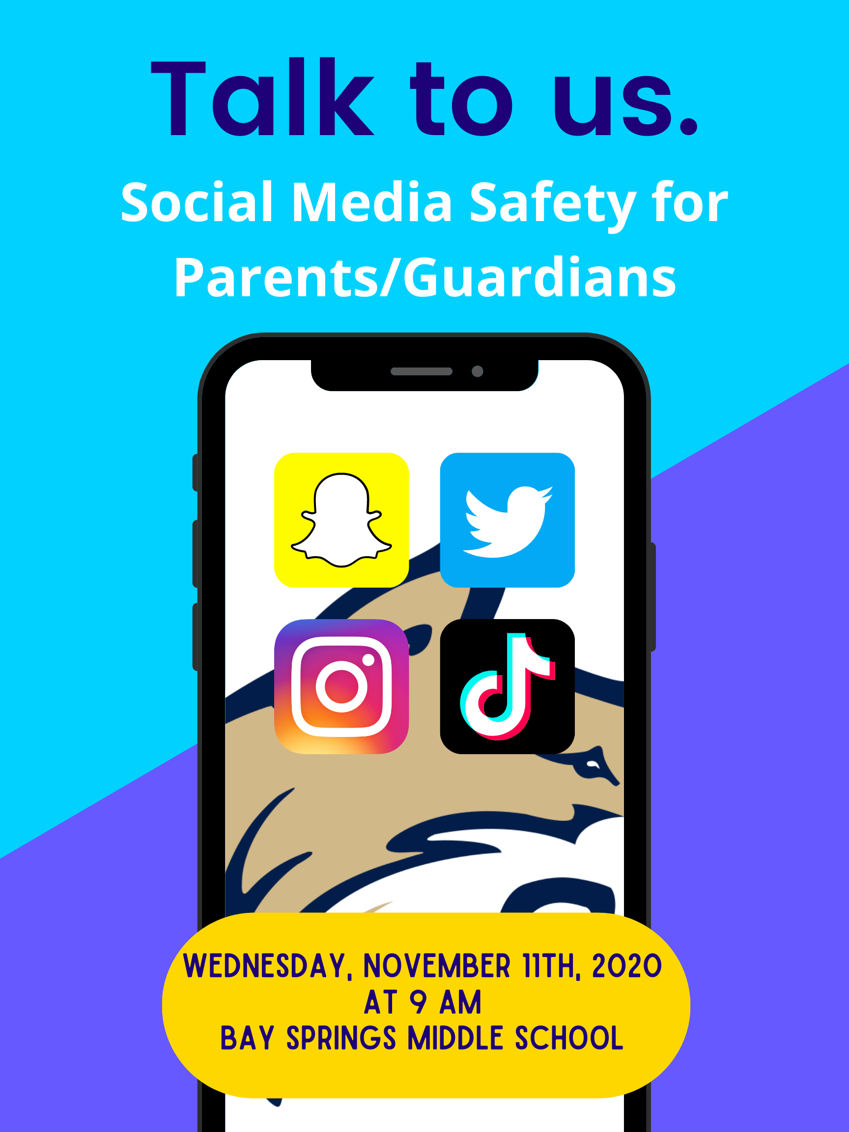 Social Media Parent Meeting