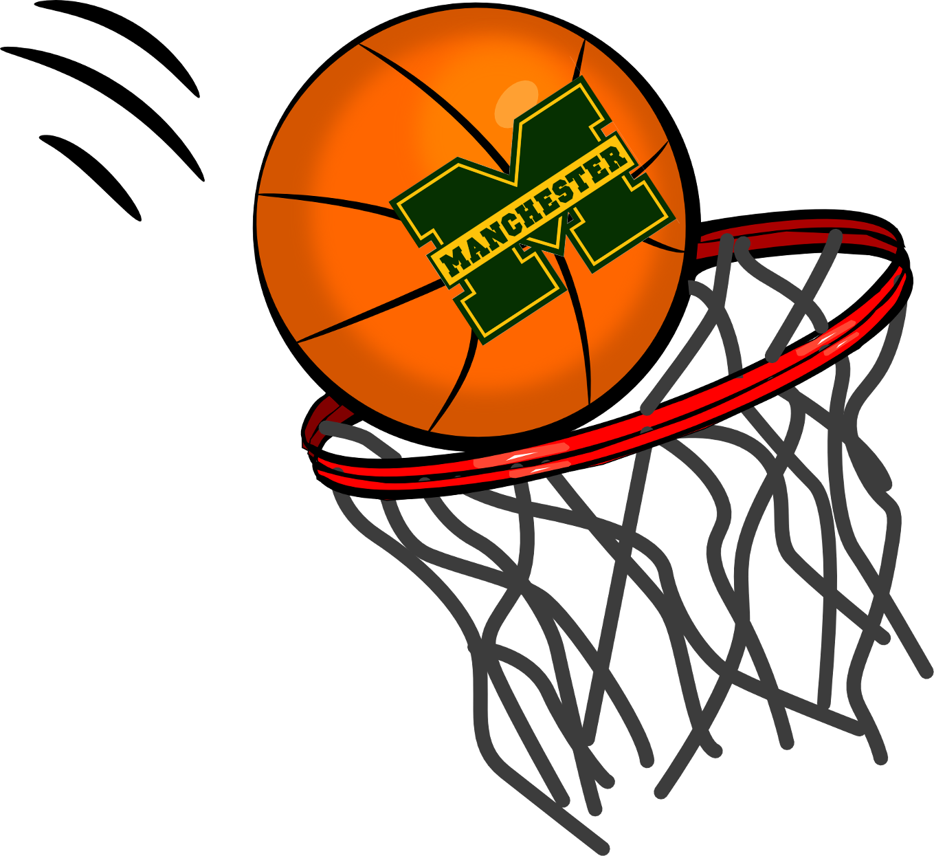 M Basketball Image