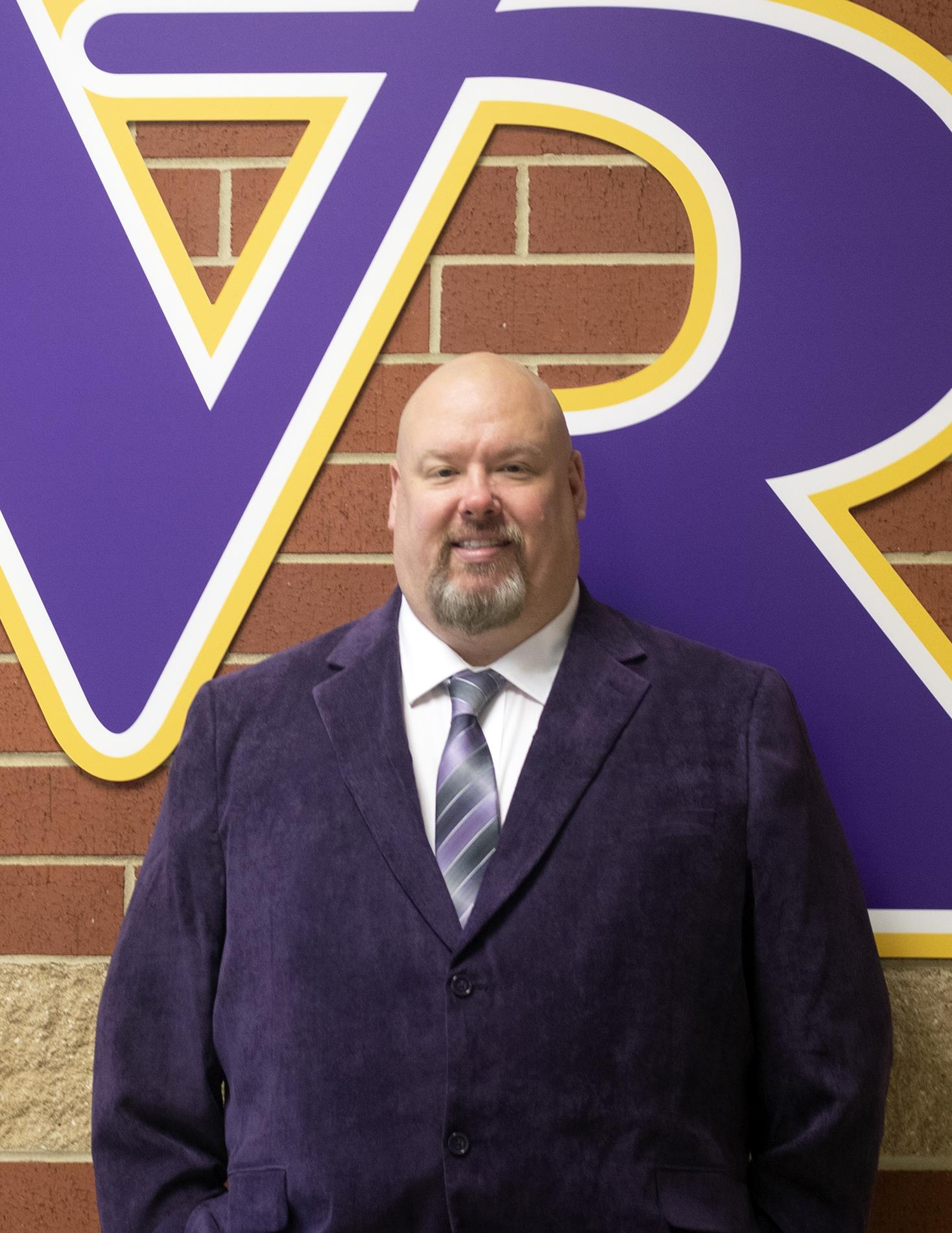 Shawn Bissell, Assistant Principal