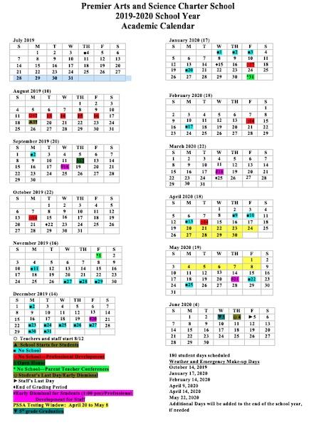 Play Calendar