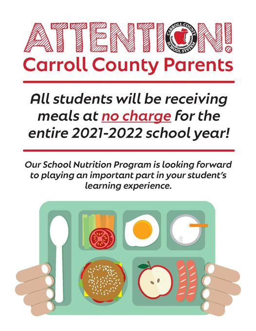 No Charge for Student Lunches