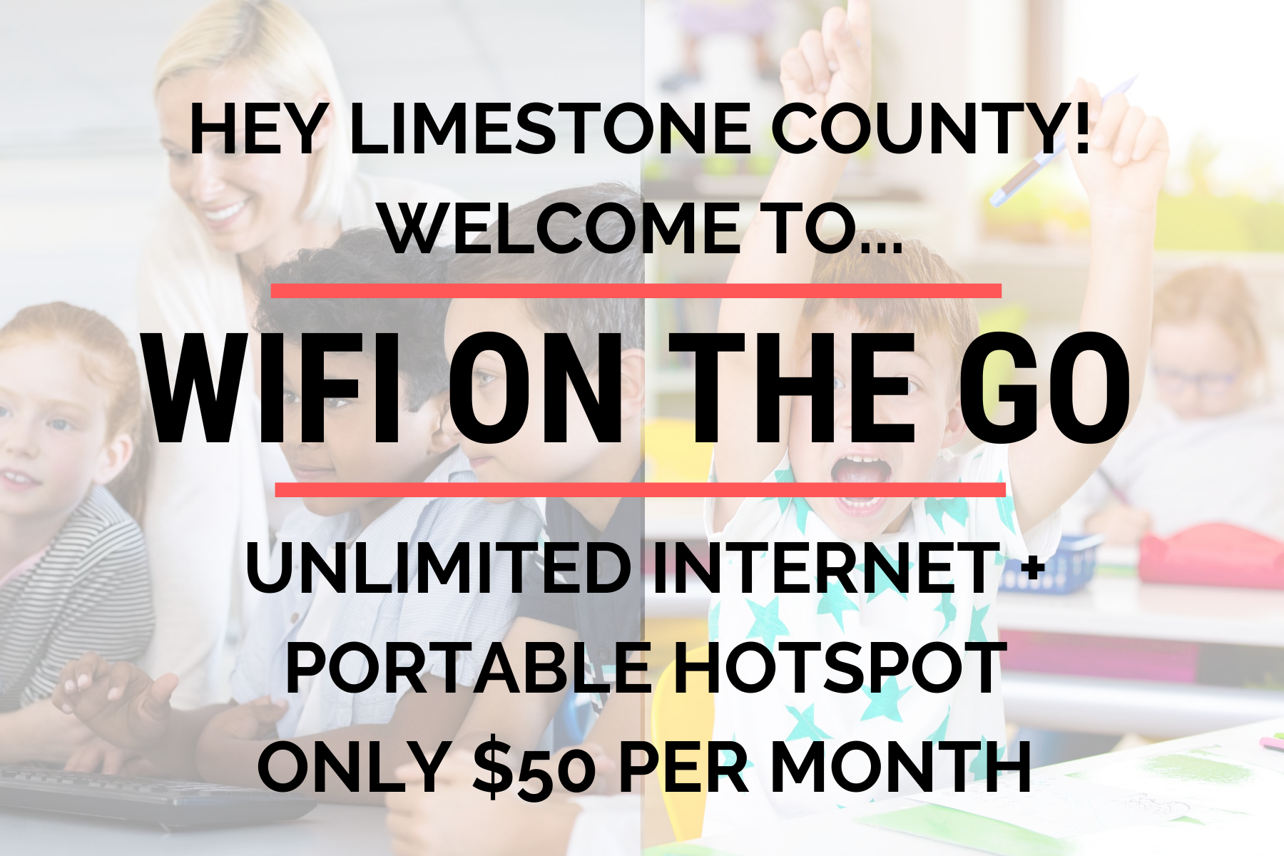 Click here for Wi-Fi on the Go Information