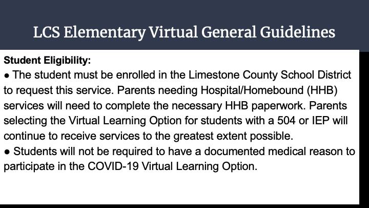Virtual School Slide 16