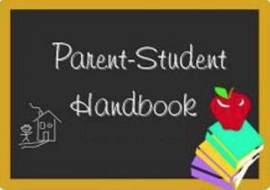 Parent Handbook clipart