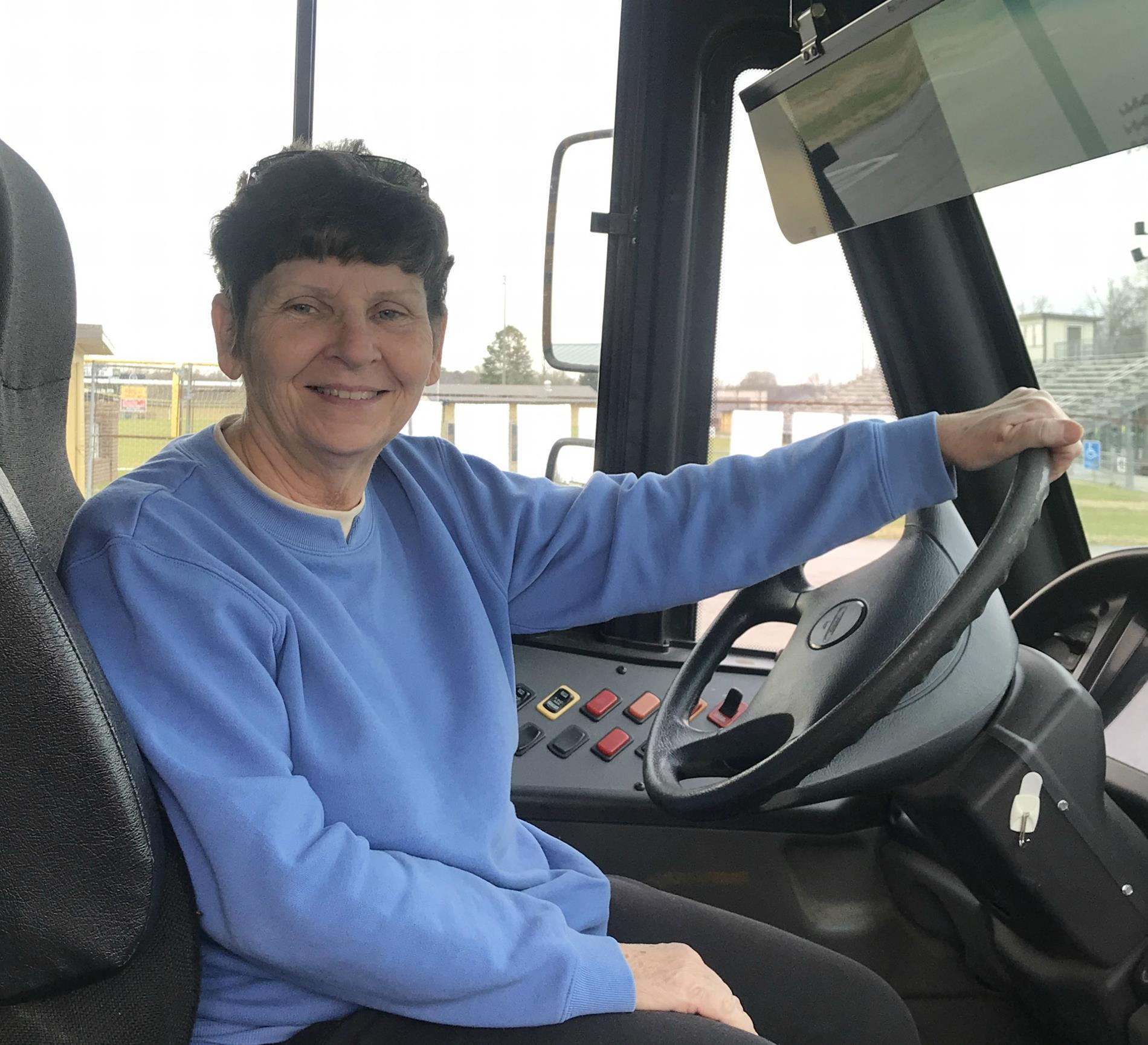 Betty Jo Dorning (Bus 134-10 Johnson/Ardmore)