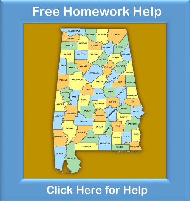 Free Online Tutoring, Homework Alabama