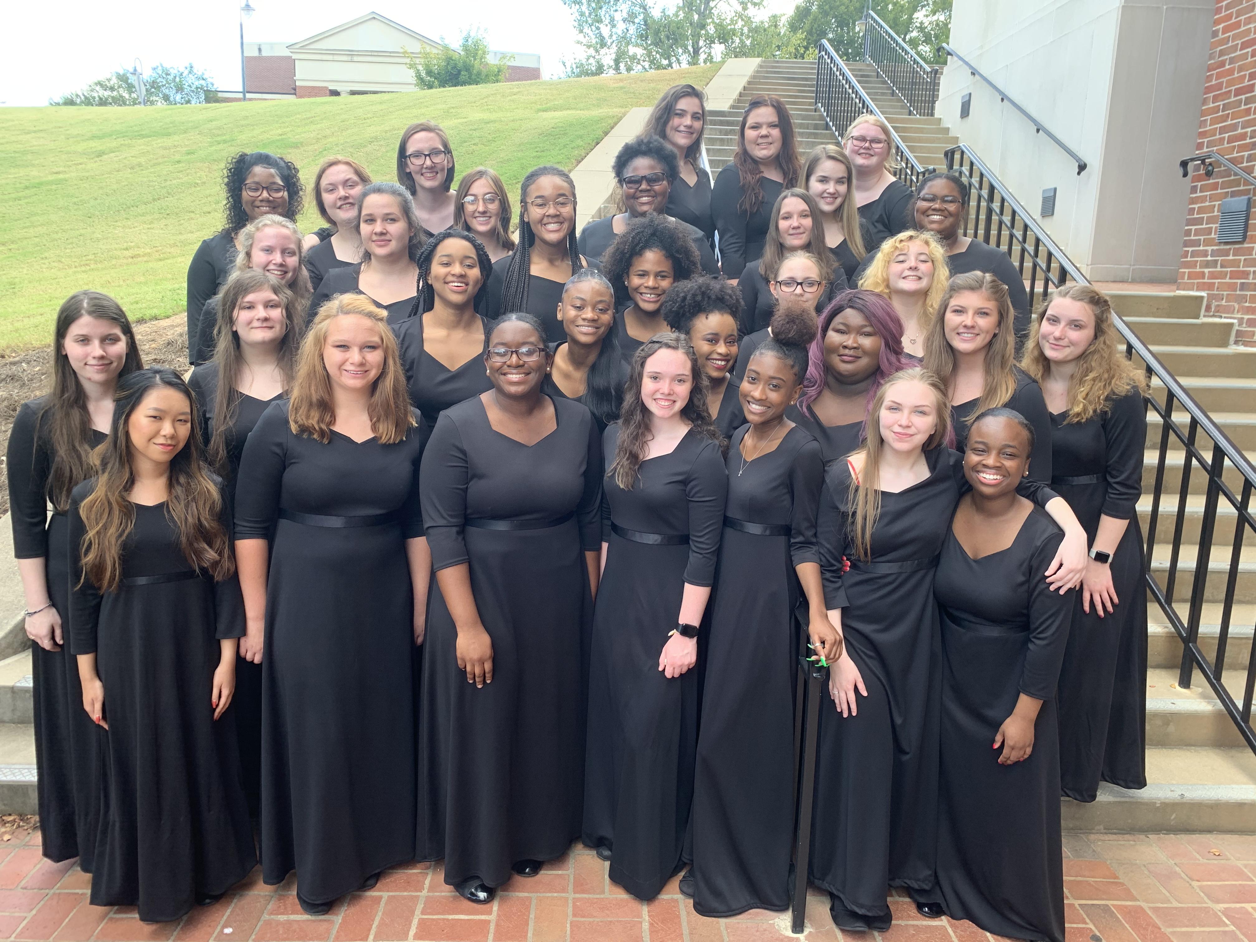 Aurora Advanced Women's Choir 2019-2020