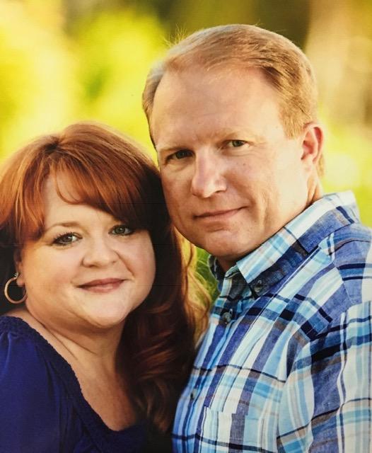 Tracy and John Jay