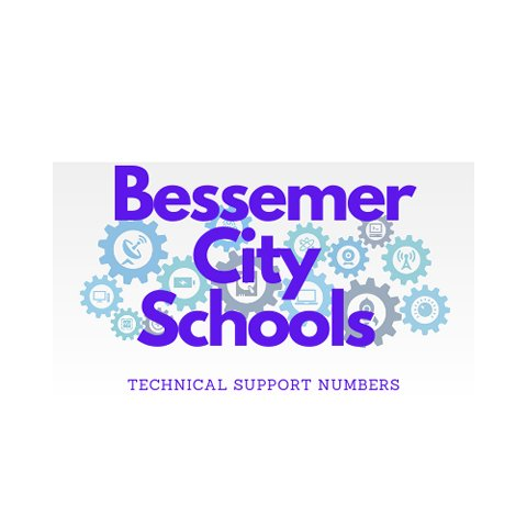 Bessemer City Schools Technical Support Numbers