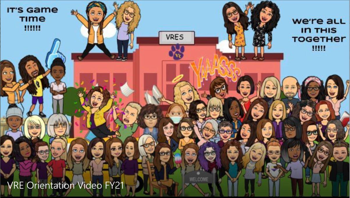VRE Orientation Video FY21