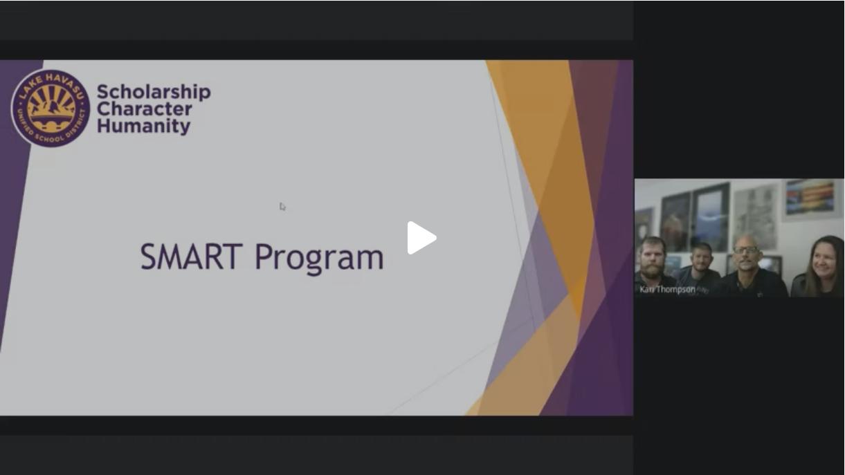 video link for SMART program information