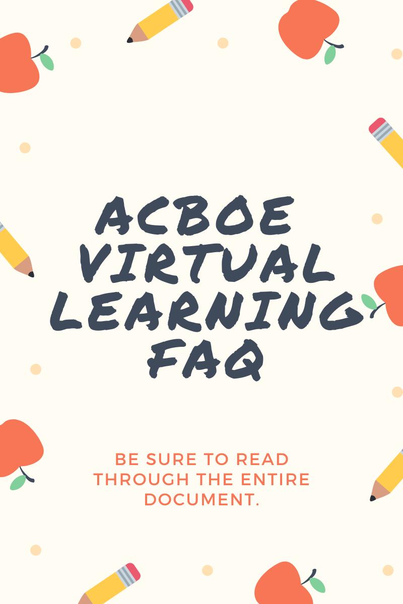 Virtual FAQ