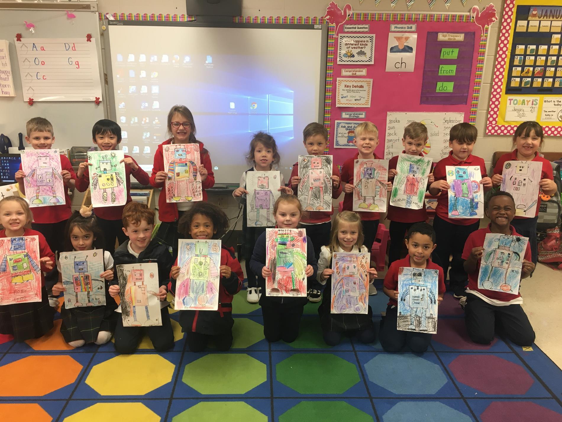 Art Class Project