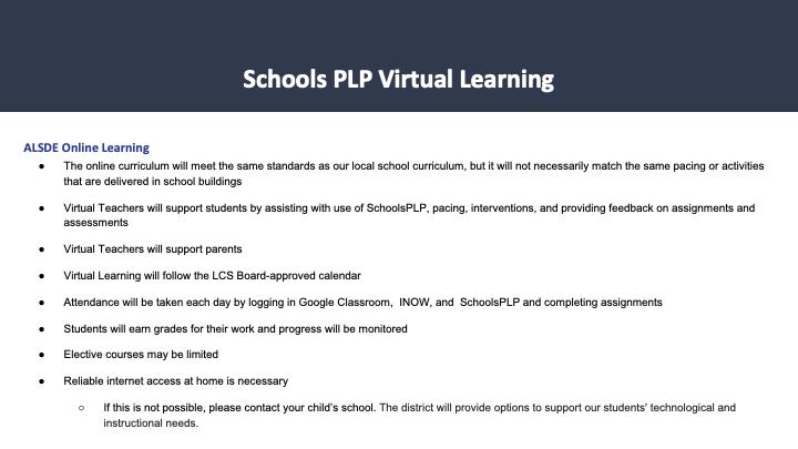 Virtual School Slide 14