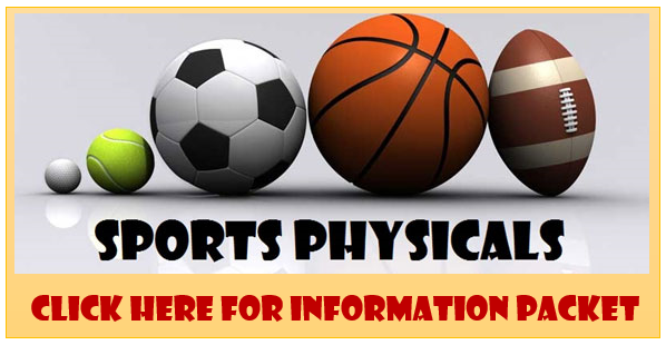 Click for 2021-2022 Sports Physical Form