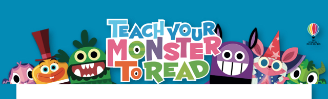 TeachYourMonsterToRead