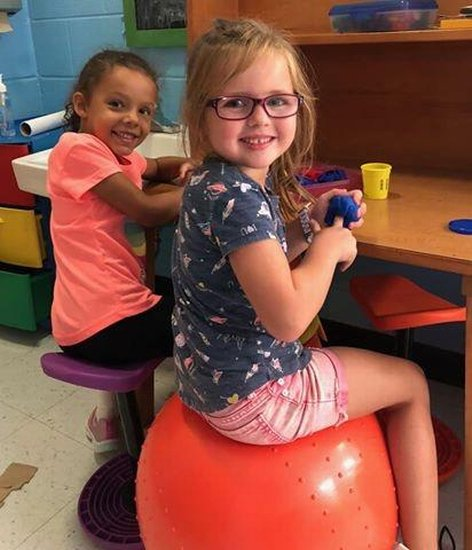 Active Seating at SES