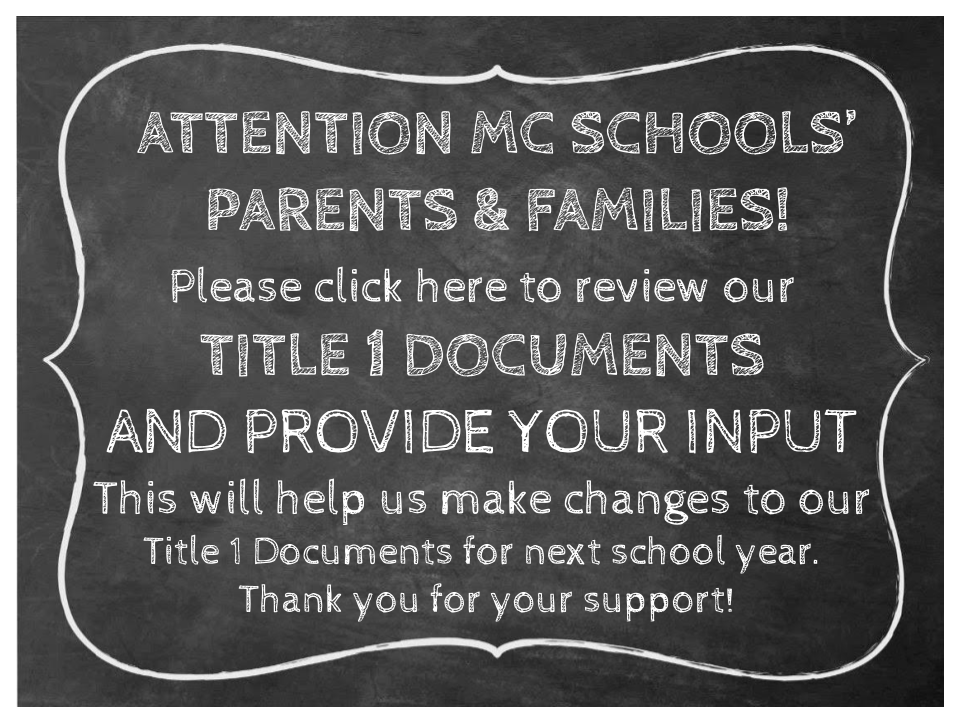 Title 1 Review