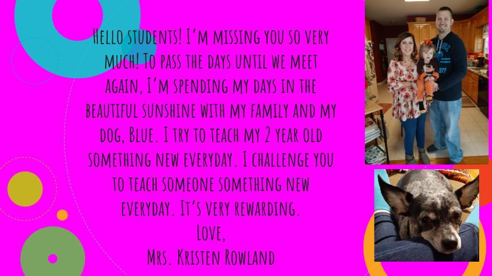 Kristen Rowland