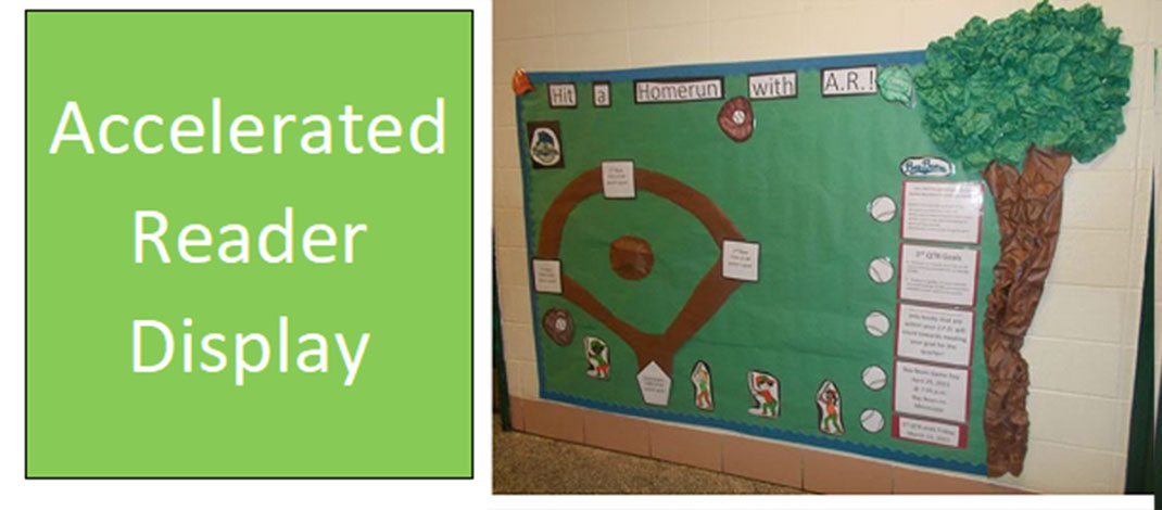 Accelerated Reader Display