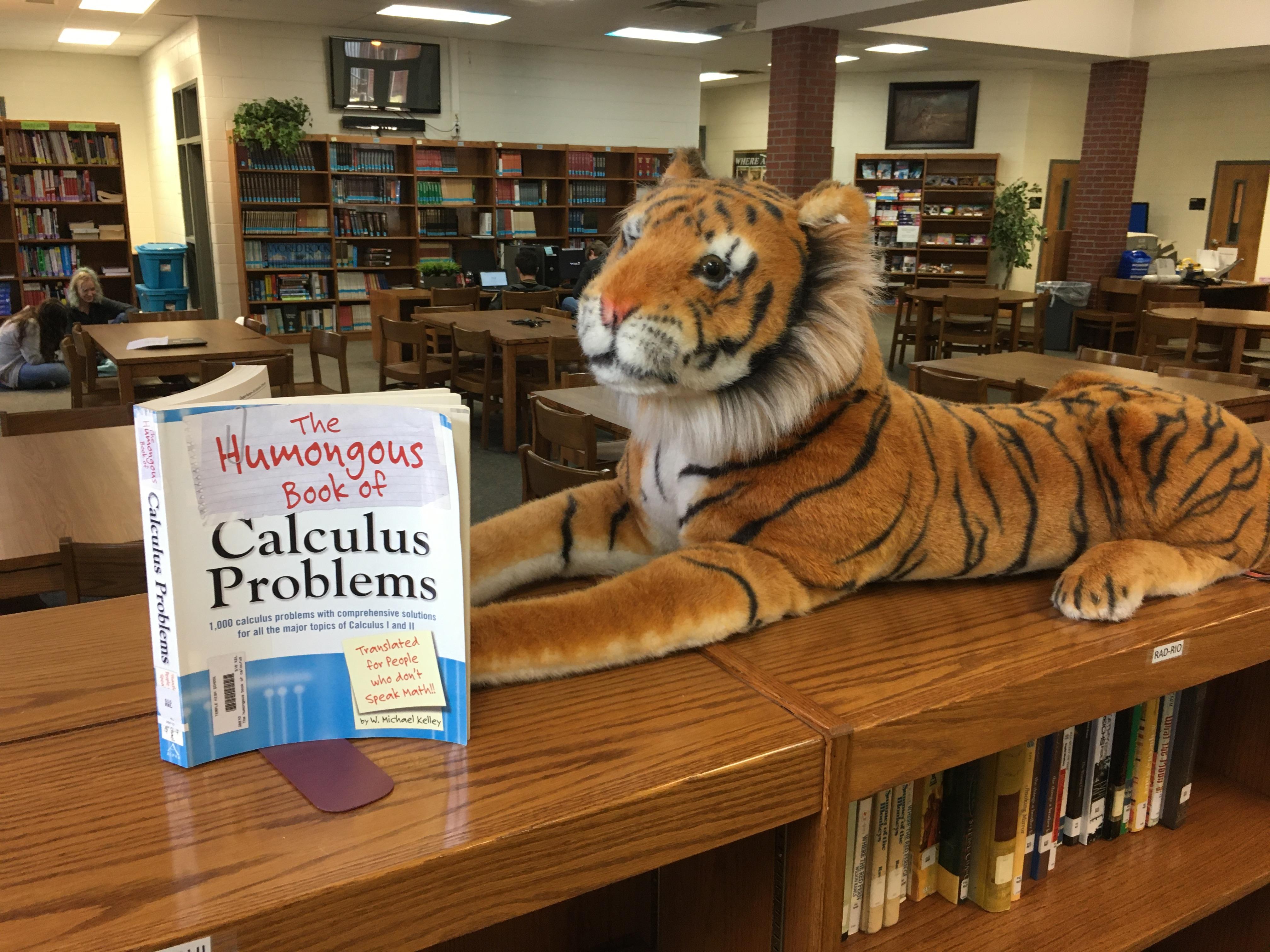 tigers read