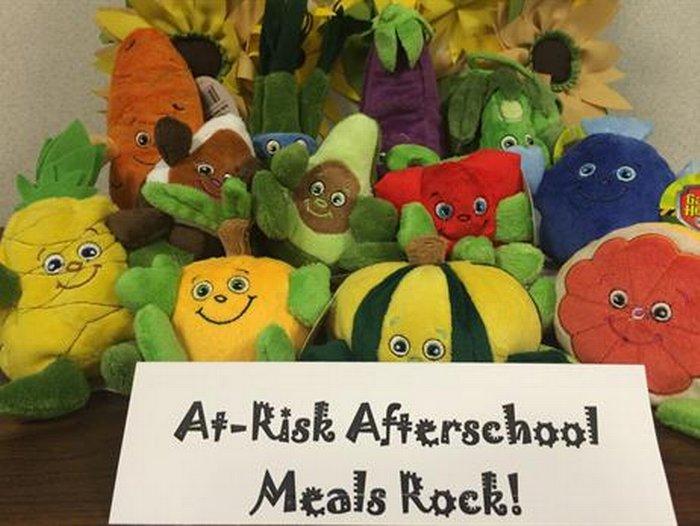 At-Risk Afterschool Meals Rock