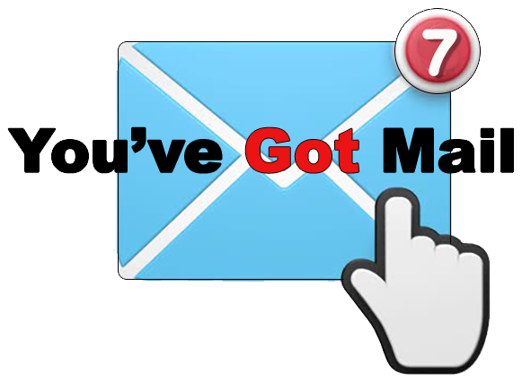 You've Got Mail Graphic