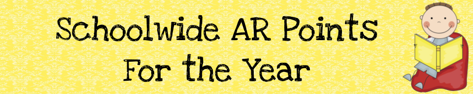 AR Points for the year