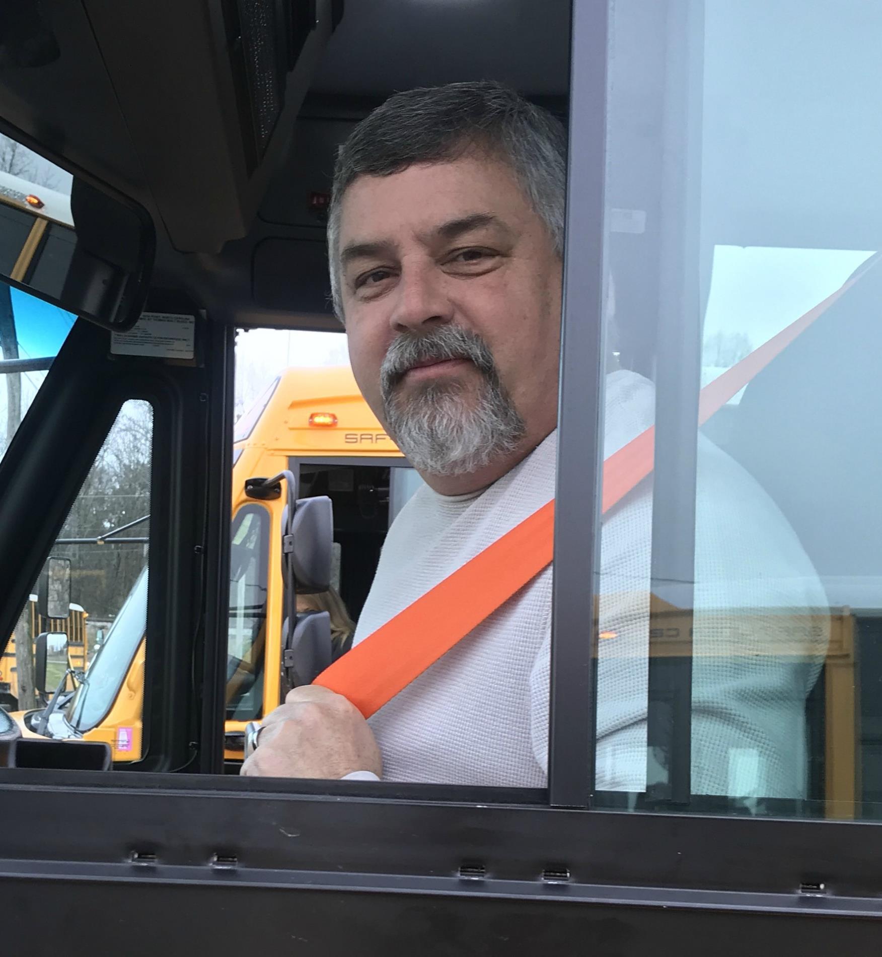 Barry Ferguson (Bus 100-21 Cedar Hill/Ardmore)