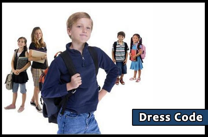 Dress Code clip art