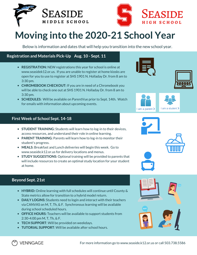 Moving Into The 2020-21 School Year