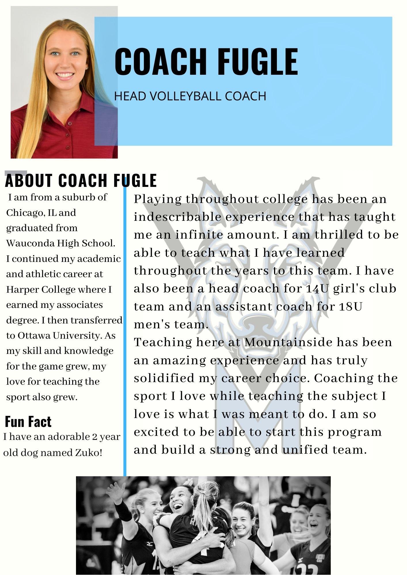 Coach Fugle