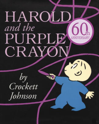 Harold and the Purple Crayon Link