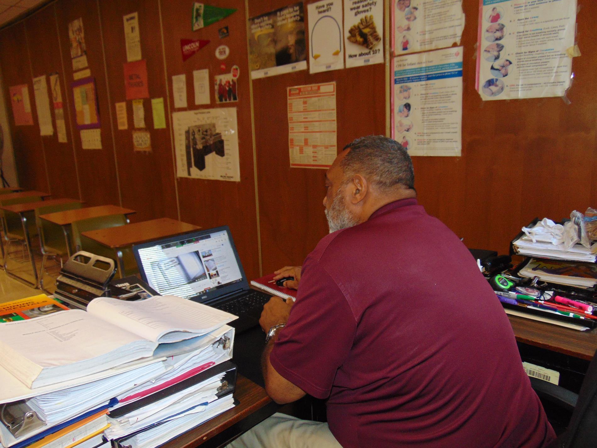 teaching virtually