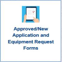 equipment request