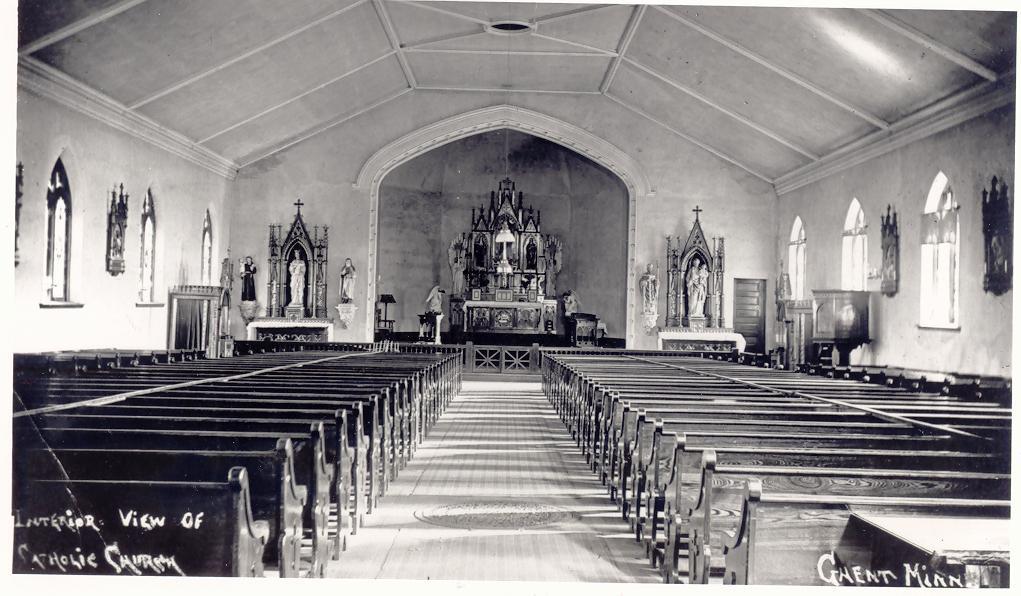 church interior 1908-1916