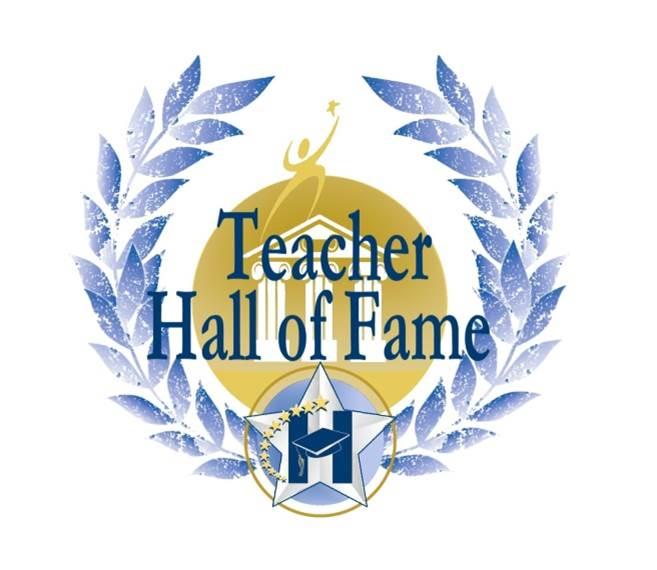 Teacher Hall of Fame Logo