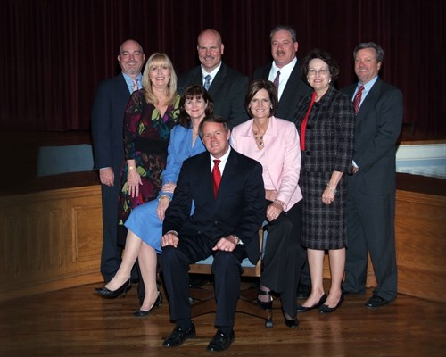 2011-2013 Executive Cabinet