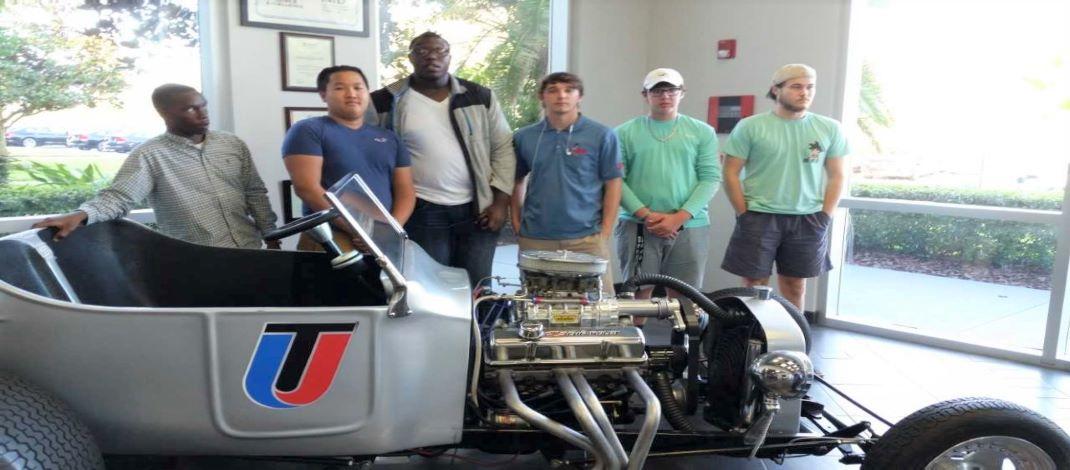 Mr. Thompson - Auto Mechanics